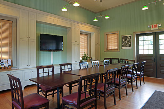 Luray Train Station Conference Room