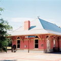 Culpeper, VA, Train Depot