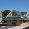 Orange, VA, Train Station