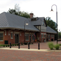 Luray, VA, Train Depot